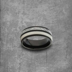 Antler Ring: Deer Antler Ring| Personalized Gift